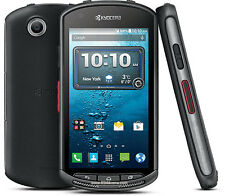 New Kyocera DuraForce E6560 16GB Black AT&T Unlocked Military Grade Smartphone