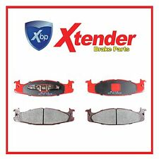 MD632 Replacement Set 4 Brake Disc Pads Semi Metallic Fits Ford -150/Bronco