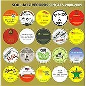 SOUL JAZZ RECORDS PRESENTS/ VARIOUS-SOUL JAZZ RECORDS SINGLES 2008-2009-CD