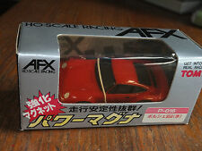 RARE BOXED AFX JAPAN PORSCHE P-016 perfect, ho Tomy Aurora Faller Tomy tyco