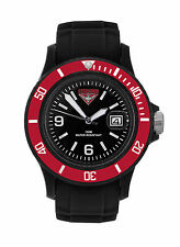 AFL NEW Release Watch Essendon Bombers Silicone Band 100m WR FREE SHIPPING