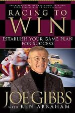 Racing to Win: Establish Your Game Plan for Success (Study Guide) free shipping