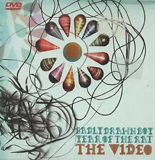 BADLY DRAWN BOY - Year of the rat - UK DVD single