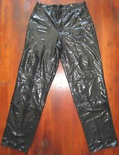 SAXONY Men's Straight Leg Leather Pants 34X36 Motorcycle Biker Must Have Buy it!