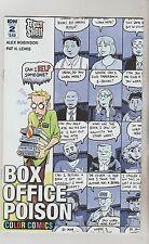 IDW COMICS BOX OFFICE POISON COLOR COMICS #2 FEBRUARY 2017 1ST PRINT NM