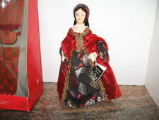Rare Limited Edition Peggy Nisbet Doll Queen Catherine Parr