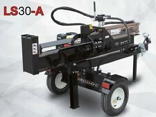 NEW 30 Ton HYDRAULIC LOG SPLITTER 6.5HP Petrol - WOOD FIREWOOD BLOCK CUTTER AXE