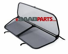 Genuine Saab 9-3 Convertible Wind Screen Deflector (2004-2011) NEW OEM 32026001