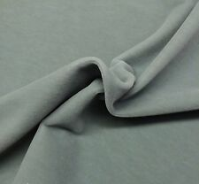 "BEACON HILL KID MOHAIR SOFT MIST BLUE WOOL VELVET UPHOLSTERY FABRIC BY YARD 55""W"