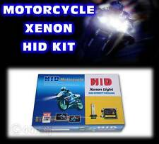 Slim Xenon HID light Kit BMW F650 + R1200 GS H7 6000k