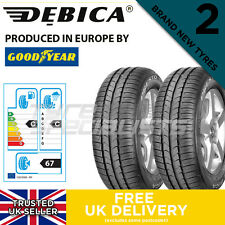 2x NEW 205 55 16 DEBICA PRESTO HP 91V TYRE 205/55R16 (2 TYRES) MADE BY GOODYEAR