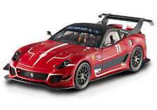 HOTWHEELS  FERRARI 599XX EVO #11 RED BCJ91 1:18**Back in Stock!