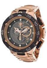 Invicta 15916 Subaqua Noma V Swiss Made Gunmetal 18k RG Plated Watch