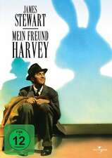 Mein Freund Harvey - James Stewart - DVD - OVO - NEU