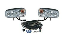 Universal HALOGEN HEADLAMP LIGHT KIT for Snowplows Western Boss Meyer Fisher