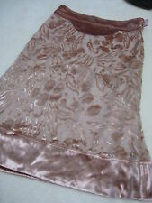 MARC JACOBS velvet silk floral skirt sz 2 matching top available anthropologie