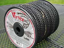 Desert Vortex Strimmer Line 3.9mm x 76m (250 feet) Very Heavy Duty / Pro User