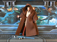 STAR WARS FIGURE 2006 SAGA COLLECTION OBI-WAN KENOBI BATTLE OF CORUSCANT