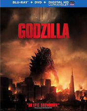 Scratch Free - Godzilla (Blu-ray ONLY / NO DVD, NO Digital Copy)