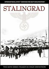 Slalingrad (New DVD) Documentary Eastern Front Second World War Two WWII