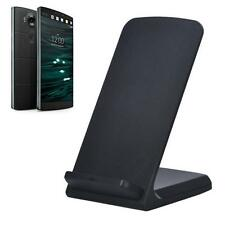Ultrathin 3-Coils Qi Wireless Charger Stand Dock for LG V10 / G4 G3/Nexus 4/5/7
