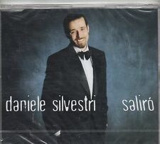 DANIELE SILVESTRI CD single SALIRO' 2 tracce 2002 nuovo SIGILLATO Sanremo