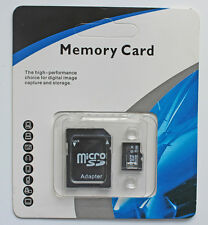 8GB SD card Micro SD Memory Card  SDXC SDHC TF with SD Adapter