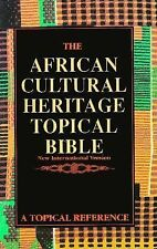 The African Cultural Heritage Topical Bible: New International Version