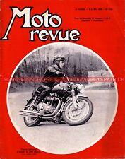 MOTO REVUE 1784 MUNCH 1000 MAMMUT MAMMOUTH Daniel LHERAUD ZUNDAPP MERU 1966