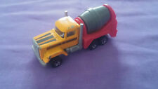 Véhicule Miniature Majorette « Camion Toupie »  N°297 En Bon Etat