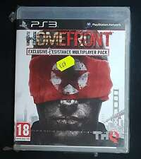 HOMEFRONT Sony PlayStation 3 2011 -PAL-