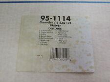 McCord 95-1114 Short Block Gasket Set For 1980-84 Chevy 173 CID 2.8L V6 engine