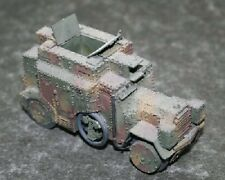 MGM 80-59 1/72 Resin WWII German Sd.Kfz. 3 Armored Personnel Carrier