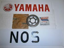 YAMAHA XZ550RJ, RK - ENGINE GEAR 2ND WHEEL (39T)