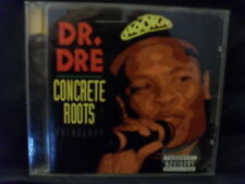 Dr. Dre ‎– Concrete Roots Anthology