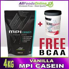 Mpi - Micellar Casein - Slow Release Protein - Mpi Casein - Vanilla - 4kg
