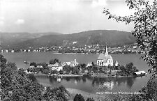 BG17046 maria worth am  am worthersee  austria  CPSM 14x9cm