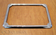 GOLDWING Euro License Plate Frame (B4-256) MADE BY SHOW CHROME