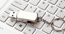 128GB Metal USB Flash Memory Drive Stick Pen Thumb Keychain U Disk