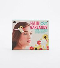 npw Make Your Own Flower Hair Garlands Kit - RRP £14 - New