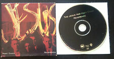 JESUS AND MARY CHAIN Reverence CD Promo 3 trks Ministry Remix Def American 1992