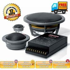 Volkswagen DYNAUDIO VW Passat R36 Speaker upgrade system 3 way Passat speakers