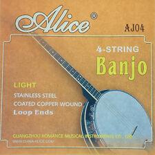 Stahlsaiten, Saiten, Banjosaiten für Banjo 4-er NEUWARE
