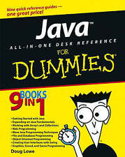 Java All-In-One Desk Reference For Dummies-ExLibrary