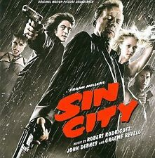 , Sin City (Score), Excellent Soundtrack