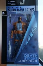 The New 52 DC Comics Super Villains Deathstroke DC Collectibles Action Figure