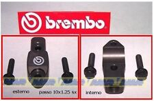 SUPPORT MIRROR SPECIFIC X PUMP BREMBO RCS bsp 10x1,25 SX 110A26391
