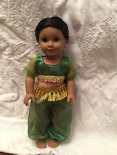 Gypsy Belly Dancer Costume Fits American AG Girl Doll Clothes Jasmine Genie