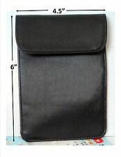 Cell Phone GPS Signal Tracking Blocker / Jammer Pouch Case Bag. Prevent Tracking
