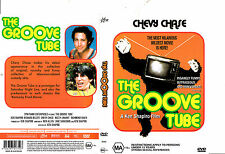 The Groove Tube-1974-Chevy Chase- Movie-DVD